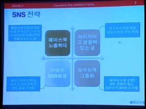 박근혜 후보, SNS 여론전략 보고 직접 받았다