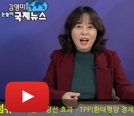 김영미의 눈높이 국제뉴스 2016년 11월 15일