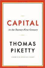 [21세기 자본론]은 사회적 불평등의 심화로 경제성장까지 지체된다는 이야기가 나오던 미국 사회에 제대로 된 의제를 던졌다.