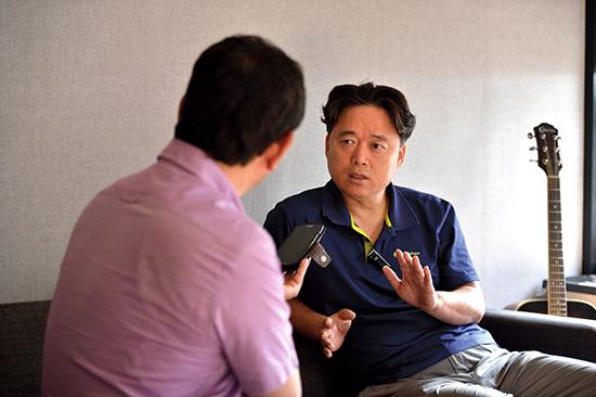 """""""조로 현상, 한국 언론인들의 가장 큰 문제다"""""""