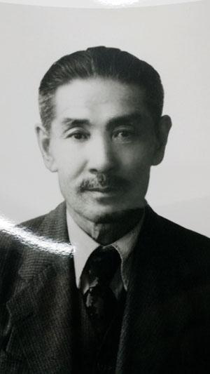 상하이 임시정부 당시 독립운동가 포양 장병준.