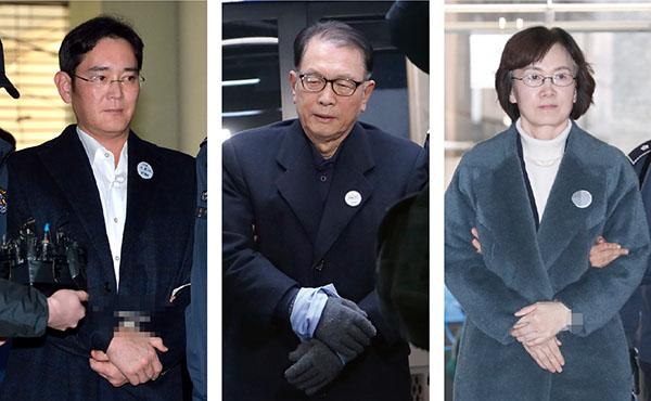 취재기자들이 꼽은 박영수 특검 명장면