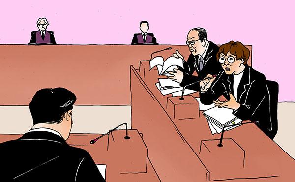 피고인 못 만나는 박근혜 국선 변호인