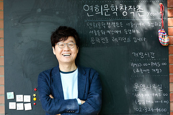 원조 스타 PD, 서울 문화를 '재배'하다