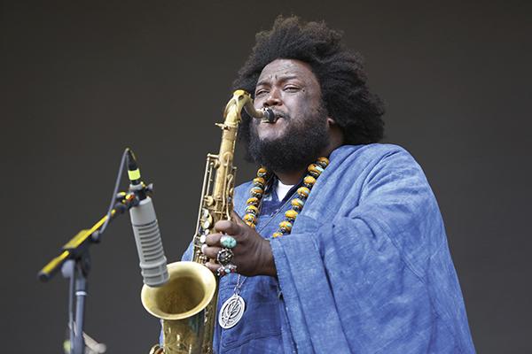재즈의 거장, 카마시 워싱턴