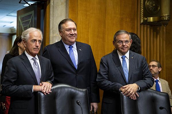 진전 없는 비핵화에 미국 의회는 신경전