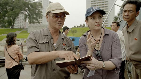 영화감독 안나는 왜 북한에 갔을까