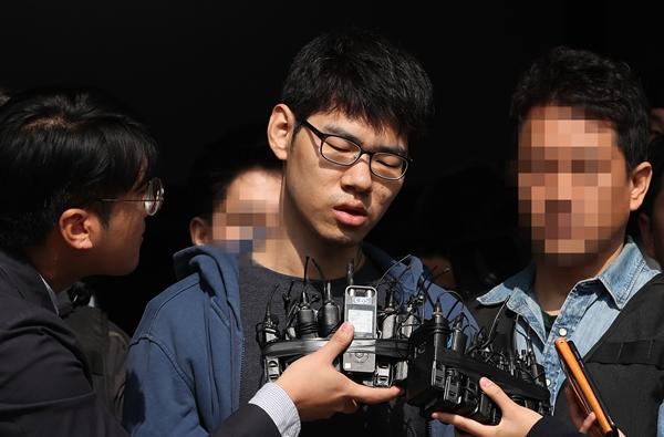 기자들의 시선 - 피시방 살인 사건