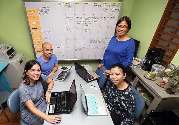 필리핀 정부는 '가짜 뉴스' 생산자?