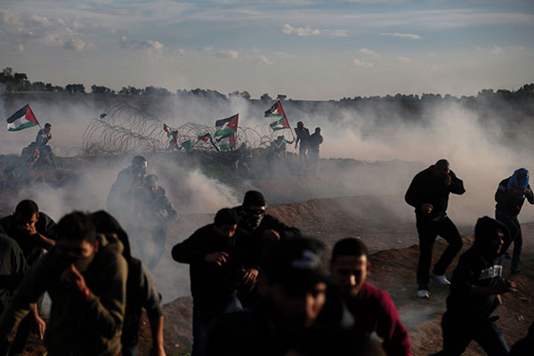 이스라엘과 팔레스타인, 70년의 교착