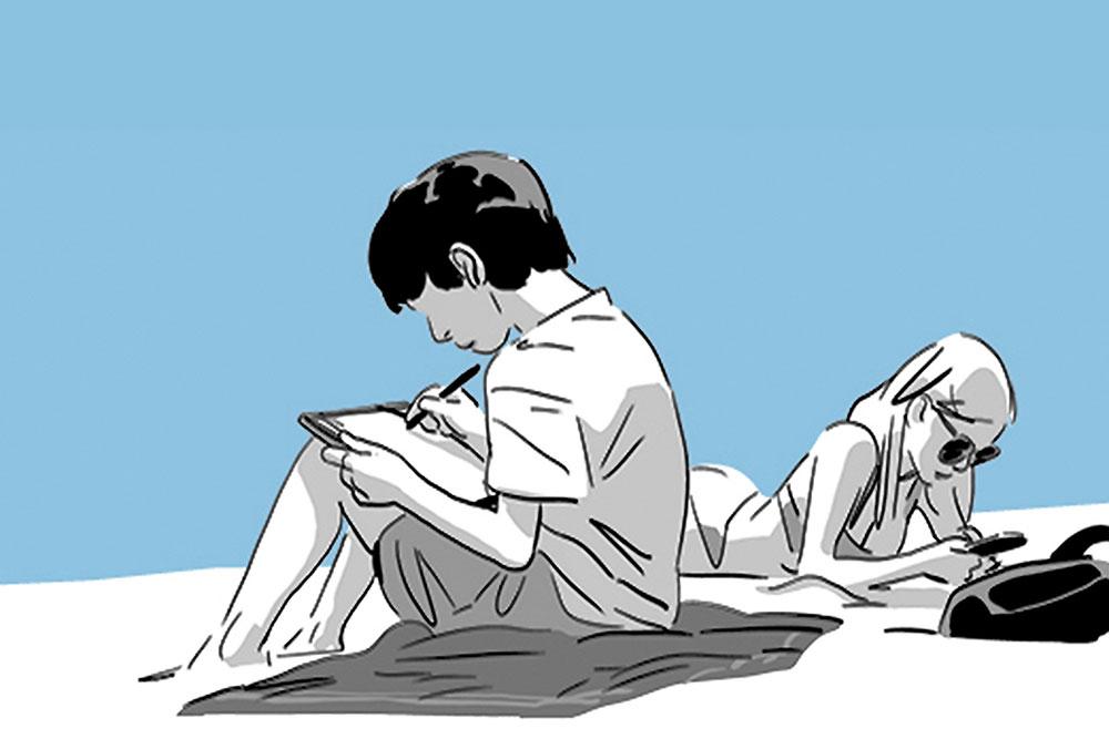 사춘기 '그해 여름' 떨림의 순간들
