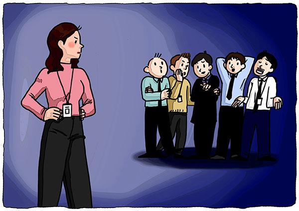 직장 내 남녀 차별, 얼마나 달라졌을까요
