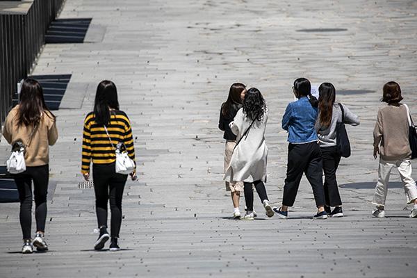 보팅 파워 집단으로 떠오른 20대 여성