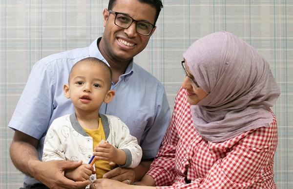 '무국적자'로 태어나는 예멘 난민 아동
