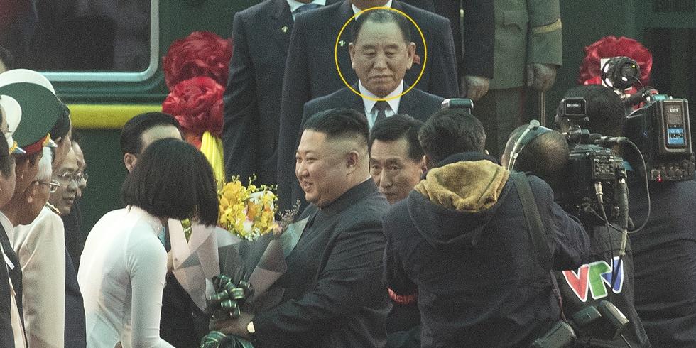 김정은이 김영철을 처형할 수 없는 이유