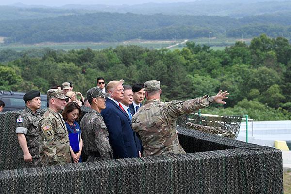 핵동결, 트럼프의 새로운 계산법?