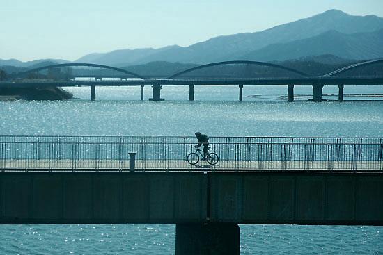 자전거를 좋아한다는 것