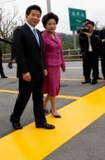 통일하려면 금단의 국경 '노란 선'부터 무너트려라
