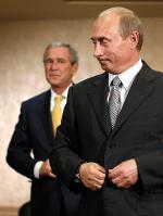 푸틴과 부시가 요즘 싸우는 까닭