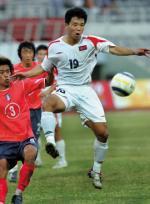 북한 축구 살려낸 '인민 베컴'의 힘