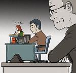 회의를 회의라 부르지 못하는 '홍길동 교무실'