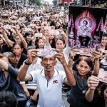 타이의 국가보안법 '왕실모독죄'