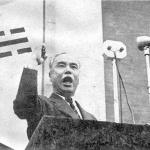 연설 하나로 일본 내각을 사퇴시킨 독립운동가