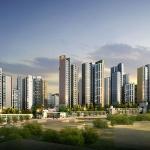 서울 도심을 빠르게 잇는 3호선 역세권 프리미엄'녹번역 e편한세상 캐슬' 525세대 10월 일반분양
