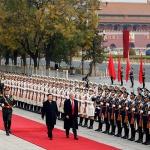 중국의 권력투쟁에 미사일로 베팅한 북한