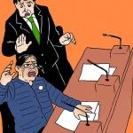 """박근혜 국선변호인단이 법정에서 들은 말 """"목숨 내놓고 하라"""""""