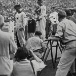 한국 최초의 동메달리스트는 누구?