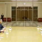 북한 부흥계획 이 자리에 있소이다