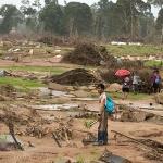 [현지 취재] 라오스 댐 붕괴 후 두 달, 마을이 사라졌다
