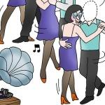 커플댄스에서 파트너는 어떤 사람?
