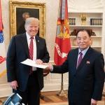 위기의 트럼프에게 북한이 또 구세주?