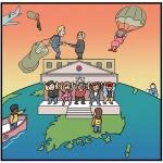 외국인 유학생을 바라보는 속마음