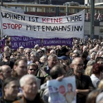 독일에서 퍼지는 주택 국유화 운동