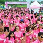 'A MORE Beautiful World', 여성의 건강을 위해 이어온 아모레퍼시픽 여성암 캠페인 활동