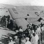 아찔하게 무모했던 최초의 태평양 횡단비행