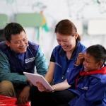 효성, 베트남 아동 위한 '키다리 아저씨' 되기