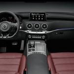기아자동차(주)가 2020년형 스팅어를 출시했다.