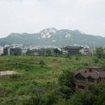 서울 한가운데에 이런 공터가 있다니